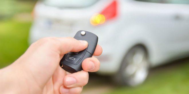 Wyłączanie alarmu w samochodzie