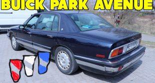 Złomnik: Buick Park Avenue – kanapa z funkcją jazdy  – [Video]