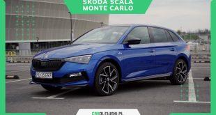 Skoda Scala Monte Carlo 1.5 TSI 150KM 2021 | Ile ma ze sportowego charakteru?  – [Video]