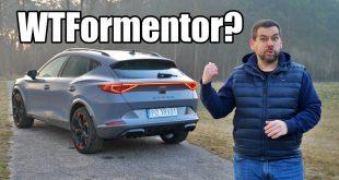 Cupra Formentor VZ 310 KM – Panie! Co to jest? (PL) – test i jazda próbna  – [Video]