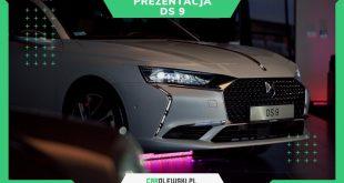 Premiera DS 9 E-tense Rivoli+ Hybrid 225KM 2021 | Francuska klasa S?  – [Video]