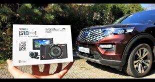 Xblitz S10 Duo – 2 kamerki w cenie 1 TEST PL muzyk jeździ  – [Video]