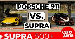 Więcej nie zawsze znaczy szybciej (SUPRA 500+, odcinek 22)  – [Video]