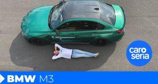 BMW M3 (G80), czyli Moc, Marzenia i Męki (TEST PL) | CaroSeria  – [Video]