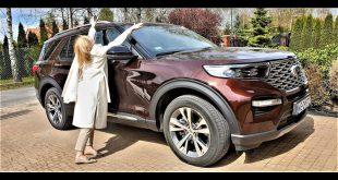 Ford EXPLORER 3.0 V6 457KM & EWA Test PL muzyk jeździ  – [Video]