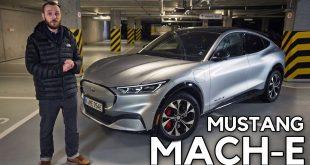 Ford Mustang Mach-E – to nie fair!  – [Video]