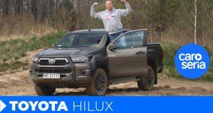Toyota Hilux, czyli jak zniszczyć legendę (TEST PL) | CaroSeria  – [Video]