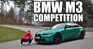 BMW M3 Competition 2021 – Easy to Handle 510 PS RWD sedan (ENG) – Test Drive and Review  – [Video]
