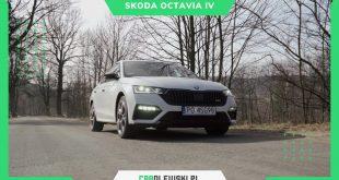 Skoda Octavia RS iV 2021 Polish Mountains Drive  – [Video]