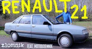 Złomnik: Renault 21 to dwa auta w jednym  – [Video]