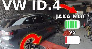 Volkswagen ID.4 – na pewno 204 KM? Sprawdziłem to!  – [Video]