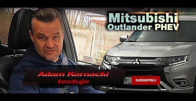 Mitsubishi Outlander PHEV, czyli oldschoolowy wóz w nowym wydaniu