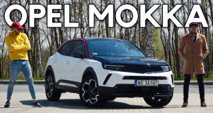 Opel Mokka – jeszcze nie jestem taki stary  – [Video]