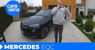 Mercedes EQC, czyli kłamstwo niedoskonałe (TEST PL) | CaroSeria  – [Video]
