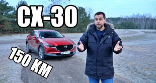 Mazda CX-30 Skyactiv-G 150 KM – innej Mazdy nie chcesz (PL) – test i jazda próbna  – [Video]
