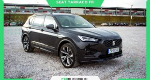 Seat Tarraco FR 2.0 TDI 200 KM 4Drive | Rodzinnie a z temperamentem !  – [Video]