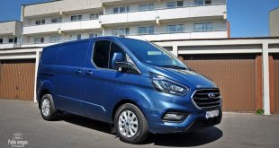 Ford Transit Custom PHEV test PL Pertyn Ględzi  – [Video]
