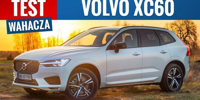Volvo XC60 2021 – TEST PL (B4 2.0 197 KM) Rozsądna wersja w przeddzień liftingu, warto?  – [Video]