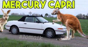 Złomnik: Mercury i kangury  – [Video]