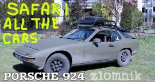 Złomnik: Porsche 924 SAFARI ALL THE CARS  – [Video]