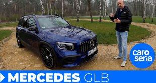 Mercedes-AMG GLB 35, czyli czuję się oszukany (TEST PL) | CaroSeria  – [Video]