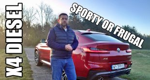 BMW X4 xDrive20d – Sporty or Frugal? (ENG) – Test Drive and Review  – [Video]
