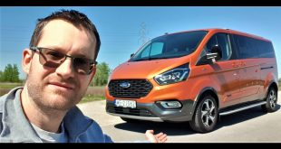 Ford Tourneo Custom – Transit de luxe TEST PL muzyk jeździ  – [Video]