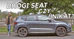 Cupra Ateca – drogi seat czy unikatowy samochód?  – [Video]