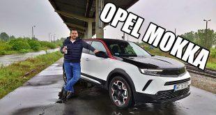 Opel Mokka 2021 GS Line 130 KM – zamiast 2008? (PL) – test i jazda próbna  – [Video]