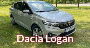 Dacia Logan 2021 test PL Pertyn Ględzi  – [Video]