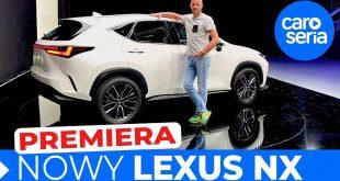 Nowy Lexus NX, czyli nowa stara żona (PREMIERA) | CaroSeria  – [Video]