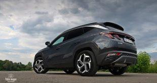 Hyundai Tucson PHEV test PL Pertyn Ględzi  – [Video]