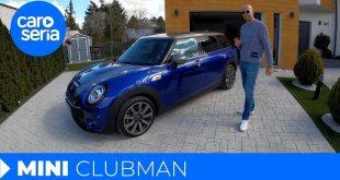 Mini Clubman Cooper S, czyli to nie jest Mini (TEST PL) | CaroSeria  – [Video]