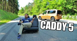 Volkswagen Caddy 5 2021 – People's Van (ENG) – Test Drive and Review  – [Video]