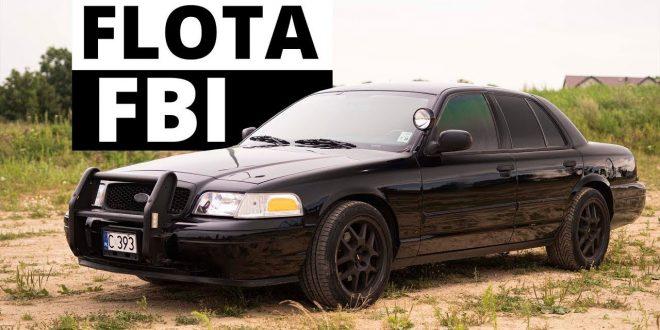 Masz prawo zachować milczenie – Ford Crown Victoria po FBI  – [Video]