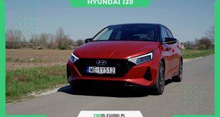 Hyundai i20 Premium 1.0 T-GDi 100 7DCT test PL. Sztywny mieszczuch!  – [Video]