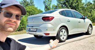Dacia Logan 1.0 TCe LPG – nadal tanio, ale… Test PL muzyk jeździ  – [Video]