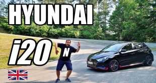 Hyundai i20 N – The Grin Machine (ENG) – Test Drive and Review  – [Video]