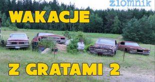 Złomnik: wakacje z gratami 2/4, Tatry i Amcary  – [Video]