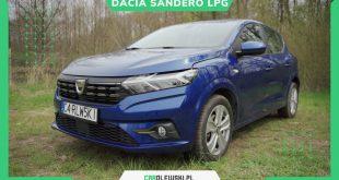 Dacia Sandero 1.0 TCe LPG 100KM 2021. Nowoczesna ekonomia.  – [Video]