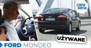 UŻYWANY Ford Mondeo 2.0, czyli 20 tys. złotych za rodzinnego liftbacka! | CaroSeria  – [Video]