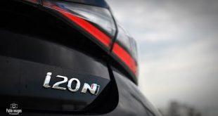 Hyundai i20N Performance test PL Pertyn Ględzi  – [Video]