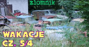 Złomnik: tajemnice dworca Żiżkov / wakacje 5/4  – [Video]