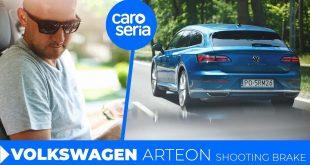 VW Arteon SB, czyli maść na ból dupy w pakiecie (TEST PL) | CaroSeria  – [Video]