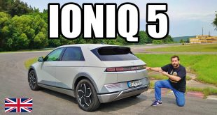 Hyundai IONIQ 5 – The Future Looks Like a Minecraft Golf (ENG) – Test Drive and Review  – [Video]