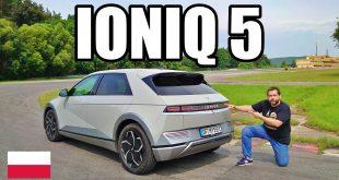 Hyundai IONIQ 5 – przyszłość wygląda jak Golf z Minecrafta (PL) – test i jazda próbna  – [Video]