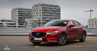 Mazda6 SkyJOY 2.0 Skyactiv-G 165 6MT test PL Pertyn Ględzi  – [Video]