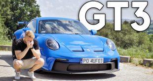 Porsche 911 GT3 – poświęcisz bardzo wiele, ale nie będziesz żałował  – [Video]