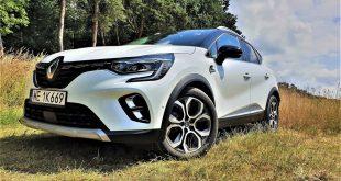 Renault CAPTUR PHEV – autostradowy mieszczuch Test PL muzyk jeździ  – [Video]
