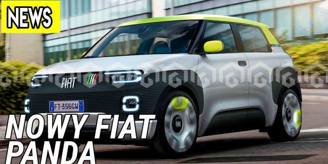 Nowy Fiat Panda, BMW X7, Lamborghini Countach 50 Omaggio – #644 NaPoboczu  – [Video]